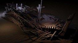 40 ναυάγια: Οι θησαυροί που κρύβει η Μαύρη Θάλασσα