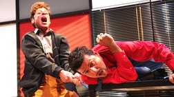 «Το Δάνειο»: Η ξεκαρδιστική κωμωδία, στο Θέατρο του Νέου Κόσμου