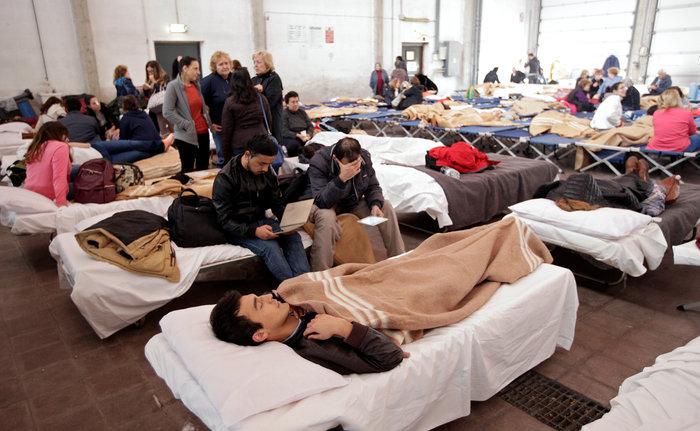 Τρόμος στην Ιταλία με 200 μετασεισμούς και χιλιάδες άστεγους - εικόνα 3