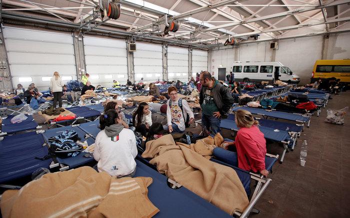 Τρόμος στην Ιταλία με 200 μετασεισμούς και χιλιάδες άστεγους - εικόνα 4