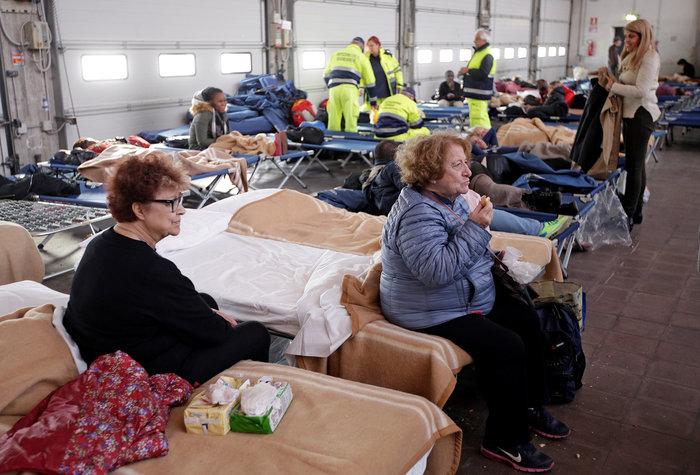 Τρόμος στην Ιταλία με 200 μετασεισμούς και χιλιάδες άστεγους - εικόνα 5