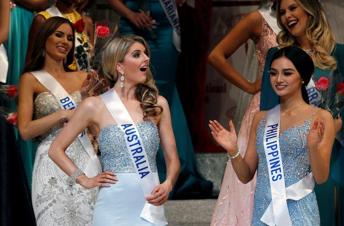 Μια νηπιαγωγός από τις Φιλιππίνες, η νέα Miss International - εικόνα 2