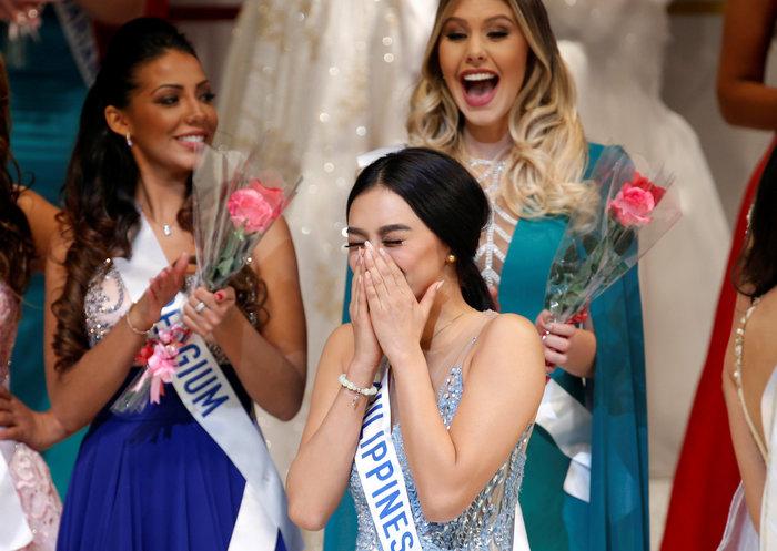 Μια νηπιαγωγός από τις Φιλιππίνες, η νέα Miss International - εικόνα 6