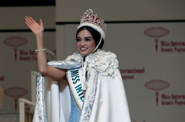 Μια νηπιαγωγός από τις Φιλιππίνες, η νέα Miss International - εικόνα 7