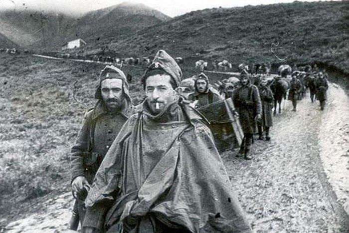 Ετσι ξεκίνησε ο πόλεμος του 40-Το ημερολόγιο του Ιταλού υπολοχαγού Καμπιόνε - εικόνα 3
