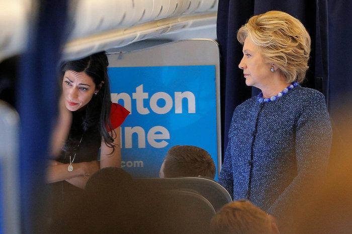 Ούμα Αμπεντίν: Η καλλονή βοηθός της Κλίντον, το σκάνδαλο sexting και το FBI - εικόνα 6