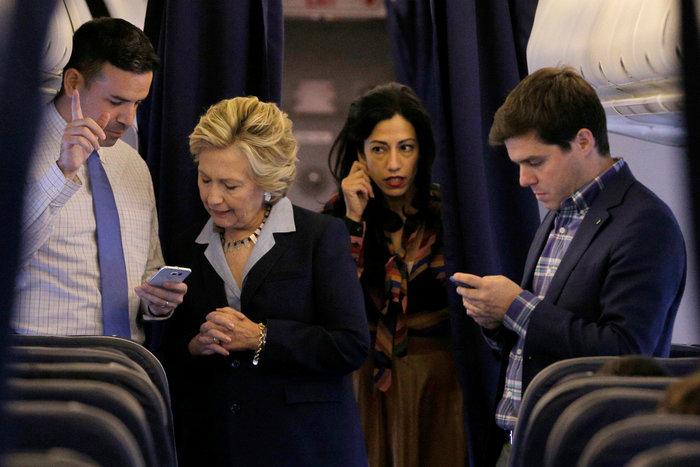Ούμα Αμπεντίν: Η καλλονή βοηθός της Κλίντον, το σκάνδαλο sexting και το FBI - εικόνα 10