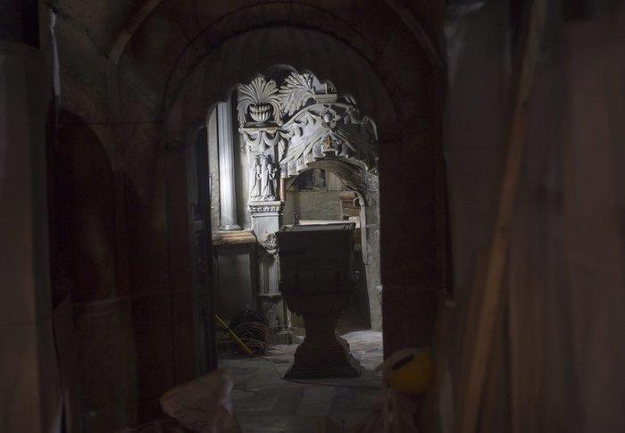 Παγκόσμιο ενδιαφέρον: Οι Ελληνες επιστήμονες που άνοιξαν τον Πανάγιο Τάφο - εικόνα 8