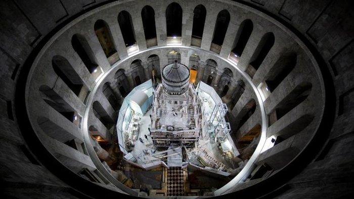 Παγκόσμιο ενδιαφέρον: Οι Ελληνες επιστήμονες που άνοιξαν τον Πανάγιο Τάφο - εικόνα 10