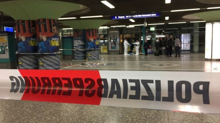 Τέσσερις τραυματίες από επιθέσεις με μαχαίρι στη Φρανκφούρτη