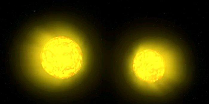 Γιγάντια άστρα σε σχήμα κολοκύθας ανακάλυψε η NASA - εικόνα 2