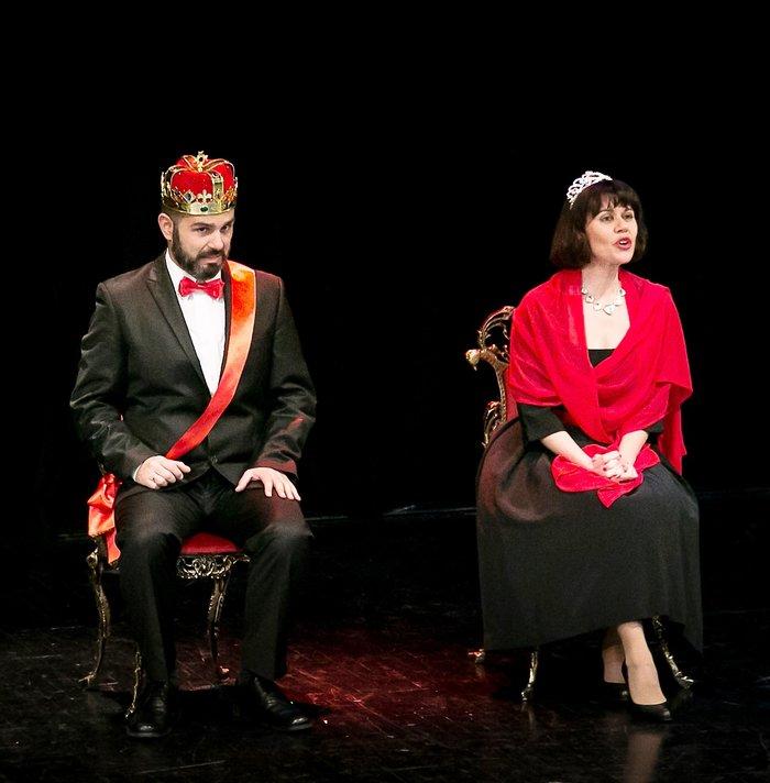 Η Καμεράτα για πρώτη φορά στο Δημοτικό θέατρο Πειραιά, με νέο έργο