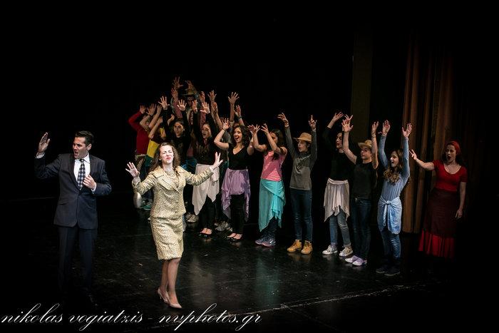 Η Καμεράτα για πρώτη φορά στο Δημοτικό θέατρο Πειραιά, με νέο έργο - εικόνα 2