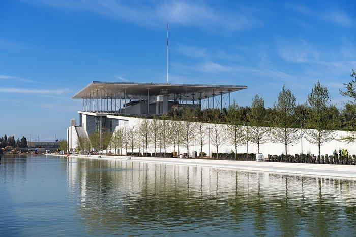 Ένα ... πράσινο κτίριο για τον πολιτισμό και μια μοναδική διάκριση - εικόνα 2