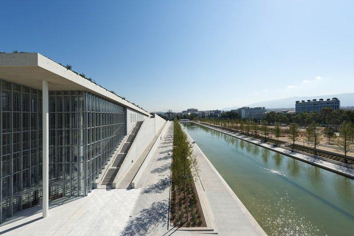 Ένα ... πράσινο κτίριο για τον πολιτισμό και μια μοναδική διάκριση - εικόνα 3