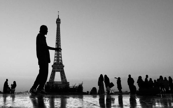 Οι άνθρωποι και η καθημερινότητα στο Παρίσι