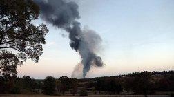 Ορατές οι συνέπειες από την έκρηξη σε αγωγό βενζίνης στις ΗΠΑ