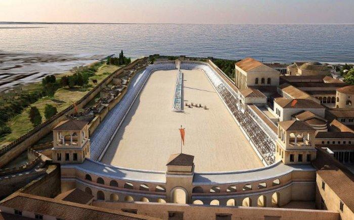Ετσι ήταν η Θεσσαλονίκη τη Ρωμαϊκή εποχή - Μια εκπληκτική αναπαράσταση - εικόνα 6
