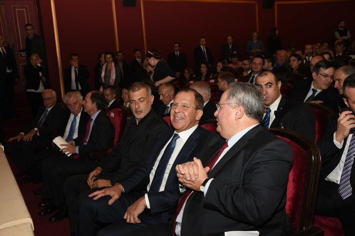 Λαβρόφ: Ο Turkish Stream στην Ελλάδα μόνο με άδεια των Βρυξελλών