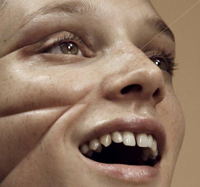 Η Paola αποδομεί τα πρότυπα ομορφιάς τυλίγοντας τα με νάυλον - εικόνα 4