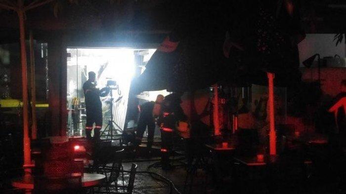 Τέσσερις τραυματίες από τη φωτιά σε πιτσαρία στα Χανιά [ΕΙΚΟΝΕΣ-ΒΙΝΤΕΟ]