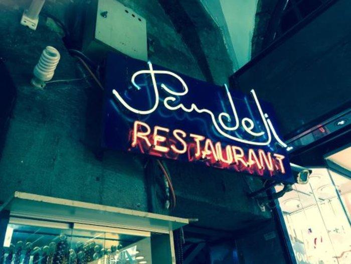 Πότε θα ξανανοίξει το φημισμένο εστιατόριο του Παντελή στην Πόλη;