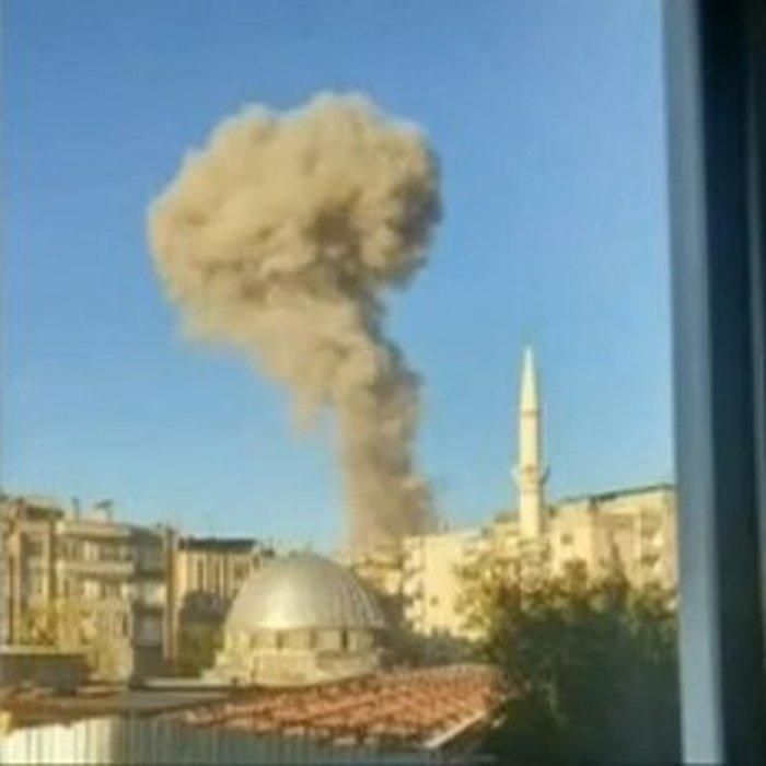 Βομβιστική επίθεση στο κέντρο του Ντιγιάρμπακιρ