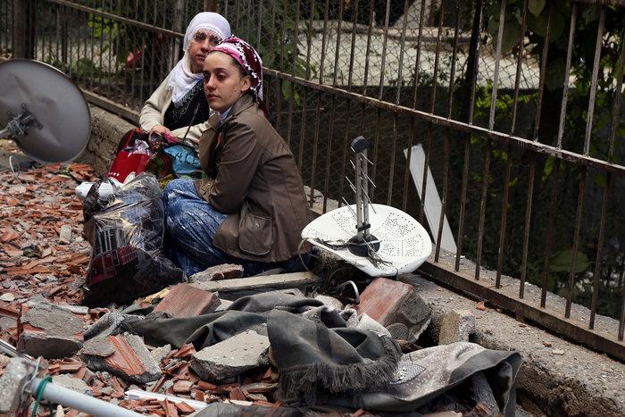 Βομβιστική επίθεση στο κέντρο του Ντιγιάρμπακιρ - εικόνα 6