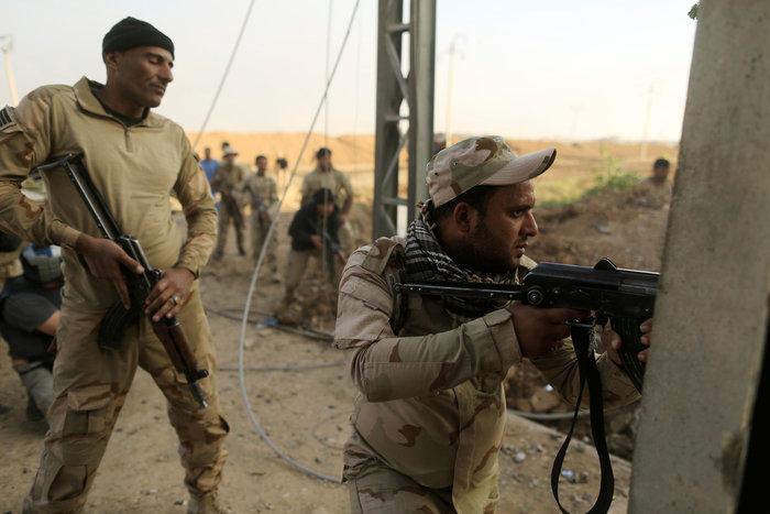 Προελαύνουν στη Μοσούλη οι Ιρακινές κυβερνητικές δυνάμεις