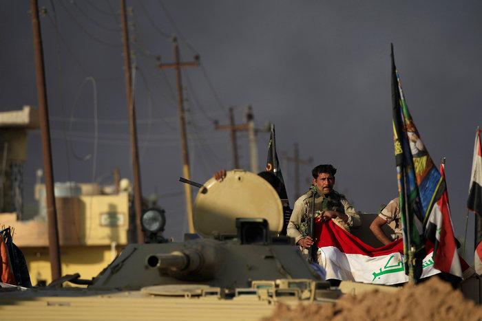 Προελαύνουν στη Μοσούλη οι Ιρακινές κυβερνητικές δυνάμεις - εικόνα 2
