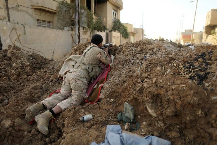 Προελαύνουν στη Μοσούλη οι Ιρακινές κυβερνητικές δυνάμεις - εικόνα 3