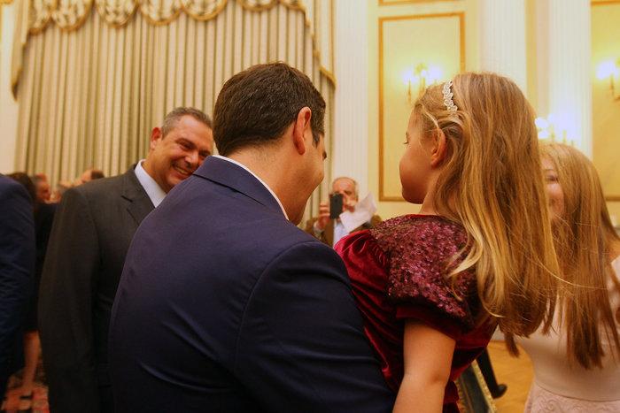 Oι αγκαλιές & οι selfies στο Προεδρικό Mέγαρο - εικόνα 3