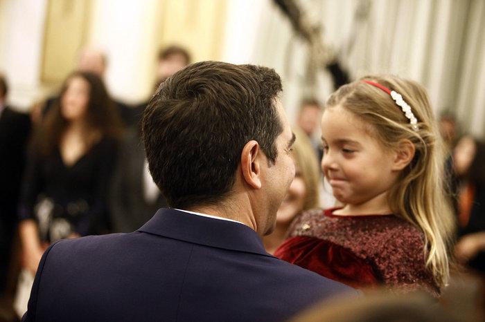 Oι αγκαλιές & οι selfies στο Προεδρικό Mέγαρο - εικόνα 2