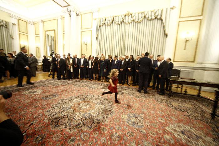 Oι αγκαλιές & οι selfies στο Προεδρικό Mέγαρο - εικόνα 5