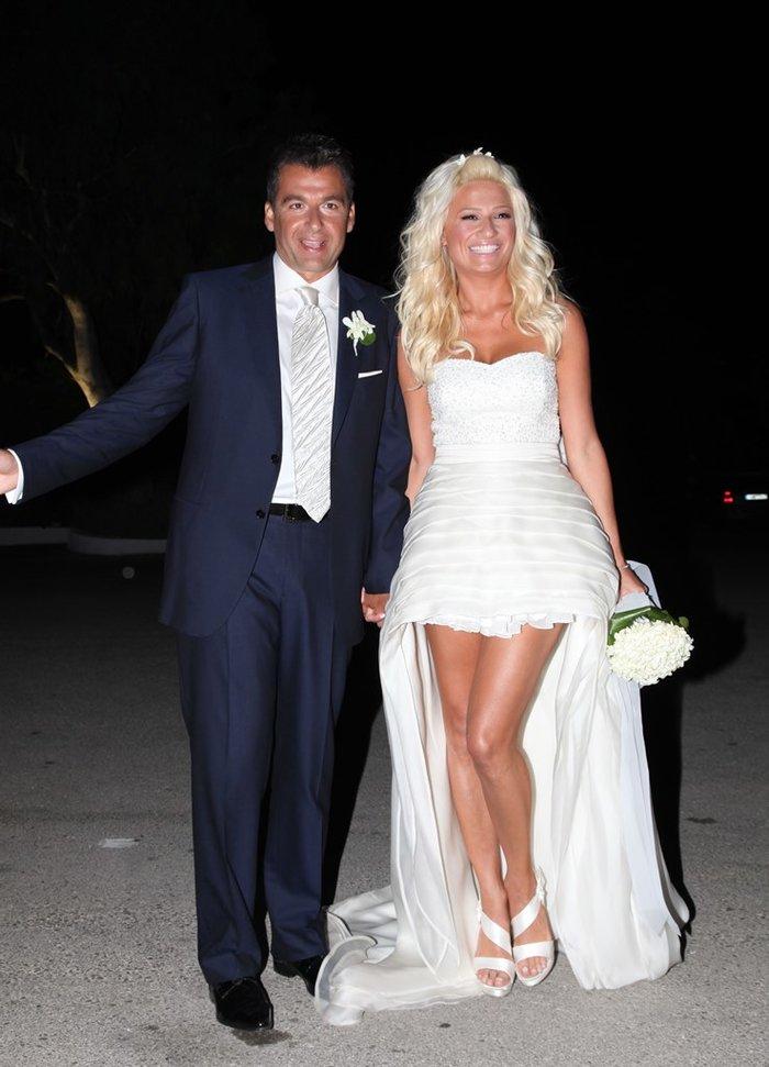 Διαζύγιο Λιάγκα - Σκορδά: Τίτλοι τέλους με κοινή δήλωση - εικόνα 2
