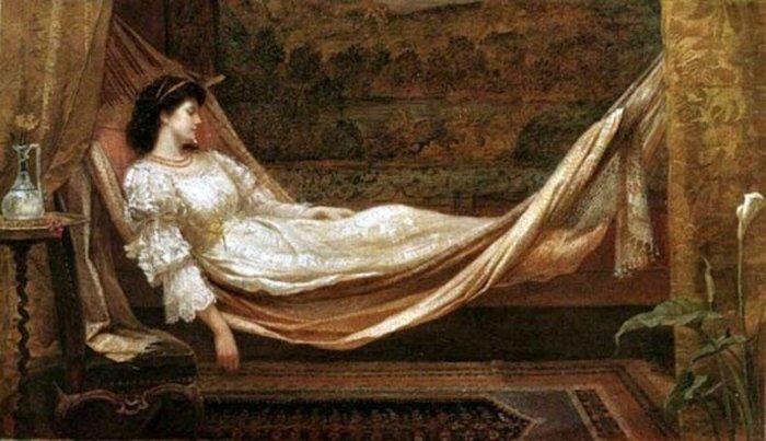 Συμβουλές για τις ανύπαντρες σε ένα βιβλίο του 19ου αιώνα - εικόνα 3