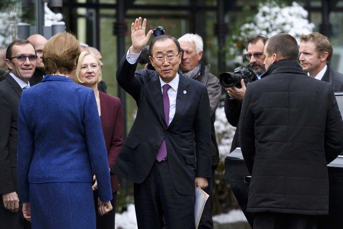 Στην Ελβετία κρίνεται το μέλλον του Κυπριακού