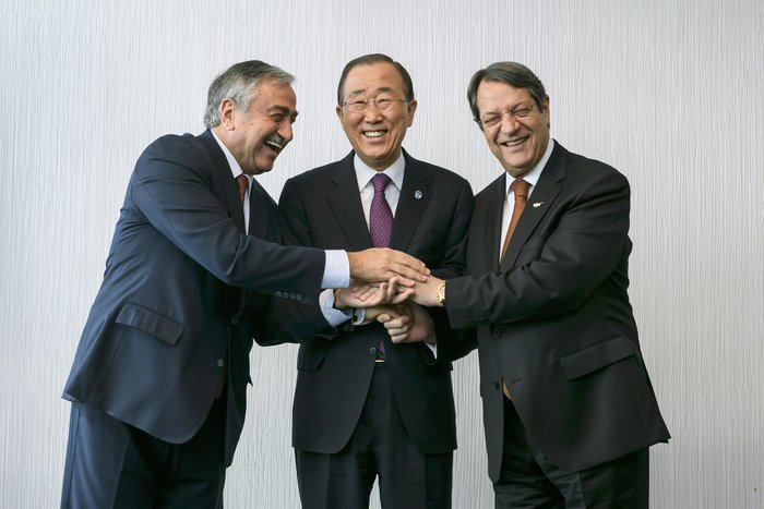 Στην Ελβετία κρίνεται το μέλλον του Κυπριακού - εικόνα 2