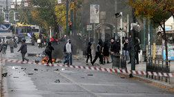 ΝΔ για επεισόδια: Η κυβέρνηση ανέχεται τη βία και την ανομία