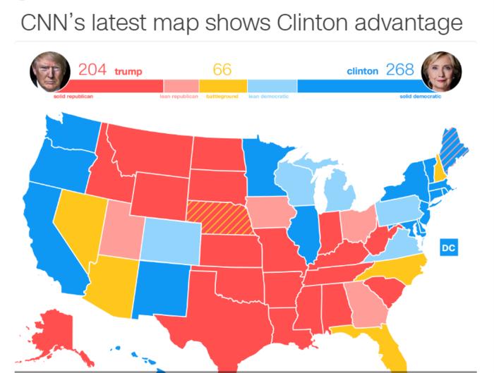 """Ψηφίζουν οι Αμερικανοί, τα """"κλειδιά"""" που θα κρίνουν τον νικητή - εικόνα 2"""