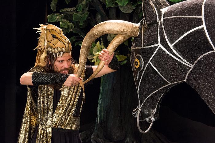 Ηρακλής, η ζωή και οι άθλοι του: Η καινούρια παραγωγή της Κ. Ρουγγέρη