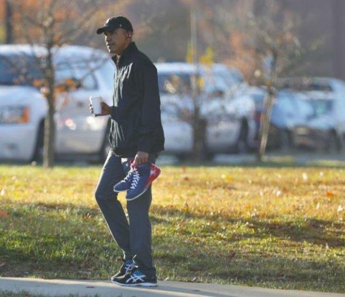 Γιατί ο Ομπάμα παίζει μπάσκετ όποτε στήνονται κάλπες στις ΗΠΑ - εικόνα 2