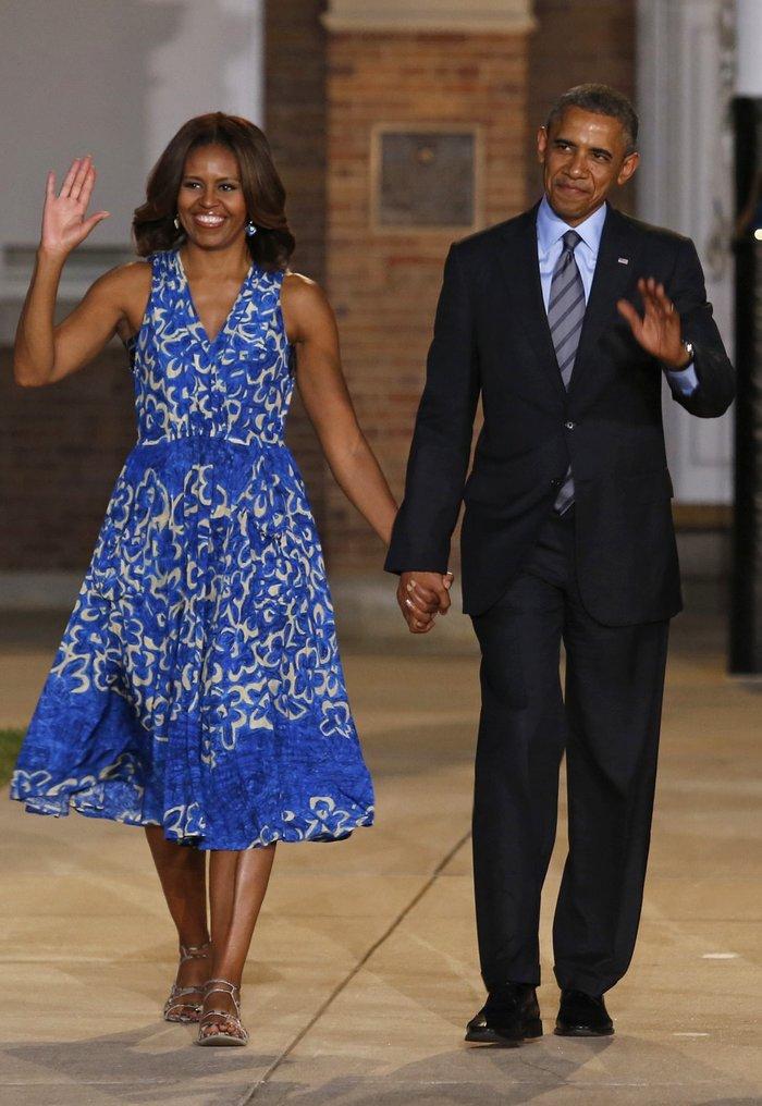 Πιέσεις στην Μισέλ Ομπάμα να θέσει υποψηφιότητα το 2020