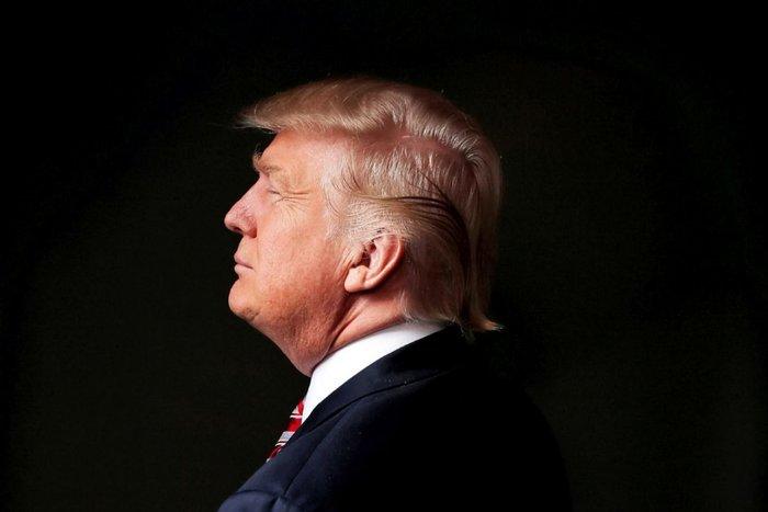 Ο νέος αμερικανός πρόεδρος Ντόναλντ Τραμπ