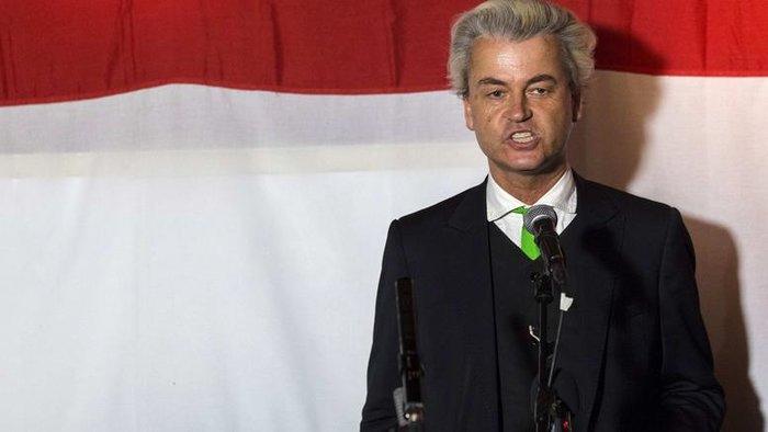 Ο επικεφαλής της ακροδεξιάς στην Ολλανδία Γκερτ Βίλντερς