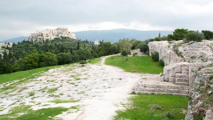 H Πνύκα από την αρχαιότητα μέχρι σήμερα: Εκεί που θα μιλήσει ο Ομπάμα