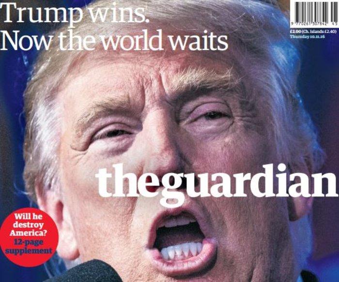 Παγκόσμιο σοκ στον ξένο Τύπο για την εκλογή Τραμπ - εικόνα 3