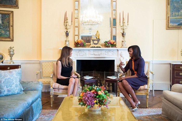Γιατί η Μελάνια Τραμπ δεν θα γίνει ποτέ Μισέλ Ομπάμα - εικόνα 17