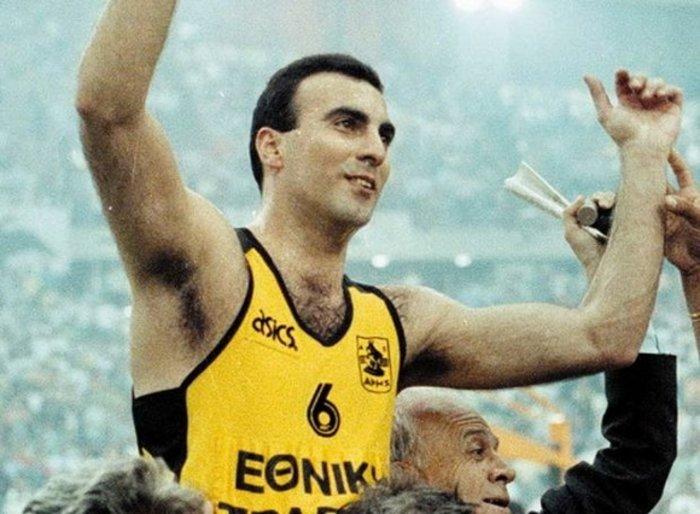 Οι πιο ακριβοπληρωμένοι έλληνες αθλητές τη δεκαετία του '80