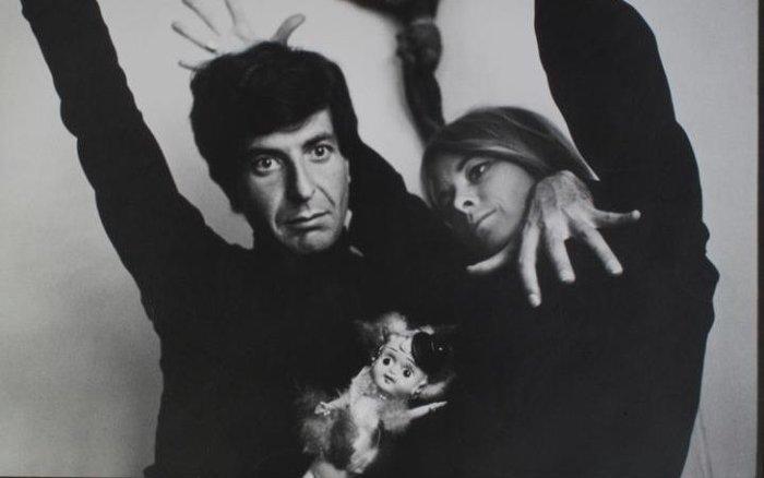 Leonard Cohen και Marianne Ihlen